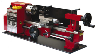 Mini lathes are sold by LittleMachineShop.com, Grizzly, Harbor Freight, and Micro-Mark
