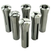Collet Set, R8 Metric, Set of 10
