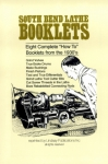 South Bend Lathe Booklets