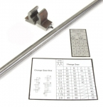Metric Threading Kit 10""