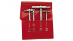 Telescoping Gage Set, 4-Piece Starrett
