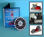 DVD: Mini Mill Basics, Clamping & Fixtures