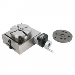 "Rotary Table, 4"" Precision, DRO"