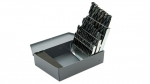 Drill Set, 29 Piece Screw Machine Length HSS