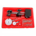 Dial Indicator, Test Indicator, Magnetic Base & Point Set