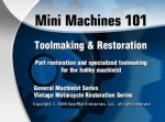 DVD: Toolmaking & Restoration
