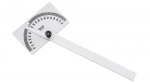 Protractor, Rectangular Head, Starrett