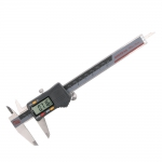 "Electronic Digital Caliper, 6"" Professional Grade"