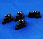 Tuff Nut Quarter Turn T-Slot Nuts for Mini Mill, 4 Pieces