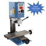 HiTorque Micro Mill, 2MT Spindle