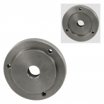 "Backplate Lathe Chuck Adapter, 3"" to 3"""