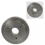 "Backplate Lathe Chuck Adapter, 5"" to 3"""