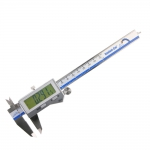 "Electronic Digital Caliper, 6"" Fractions IP67"