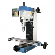 Model 5500 HiTorque Bench Mill