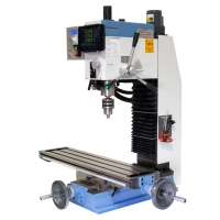 6750 HiTorque Deluxe Large Bench Mill