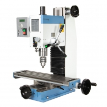 Model 6500 HiTorque Bench Mill