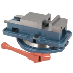 Vise, 4 Inch Precision Milling, Professional Grade