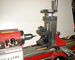 Milling attachment for mini lathe 7x10 7x12 7x14 7x16 little machine