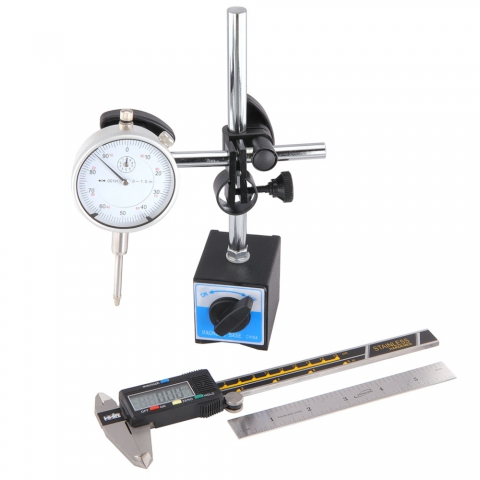 Measurement Starter Kit with Digital Caliper