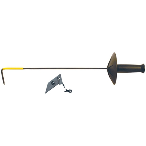 Chip Removal Tool with Shovel