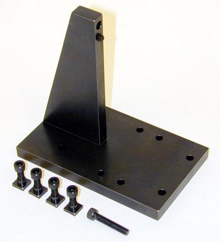 milling machine right angle attachment