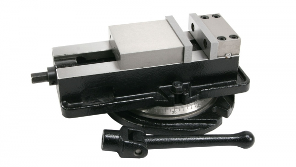 "Vise, 3"" Precision Milling, Heavy, with Swivel Base"