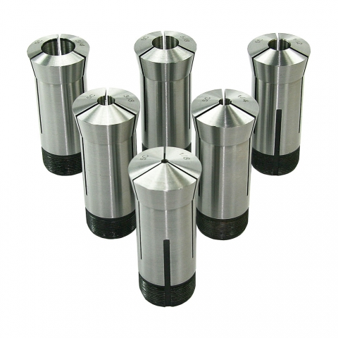 Collet Set, 5C, Set of 69