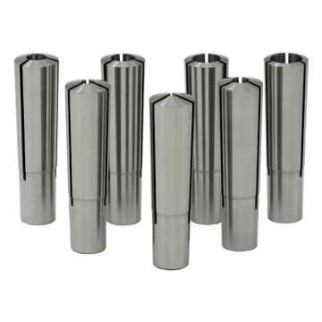 Collet Set, 2MT, Set of 7