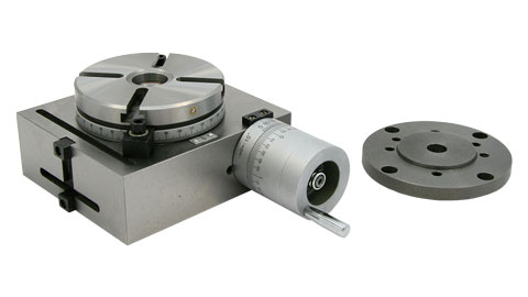 Rotary tables for Low profile stepper motor