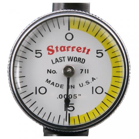 Starrett Dial Indicator >> Starrett Dial Indicators Starrett Last Word Littlemachineshop