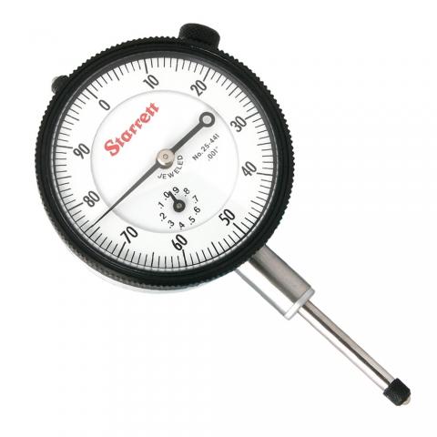 Starrett Dial Indicator >> Dial Indicator 1 Starrett 1835 Littlemachineshop Com