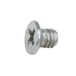 Screw, M4x6 Flat Head Phillips Machine