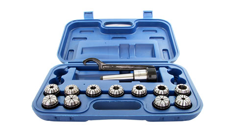Collet & Chuck Set, ER-32, 3MT