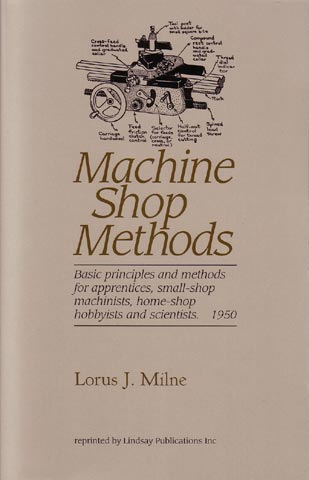 Machine Shop Methods