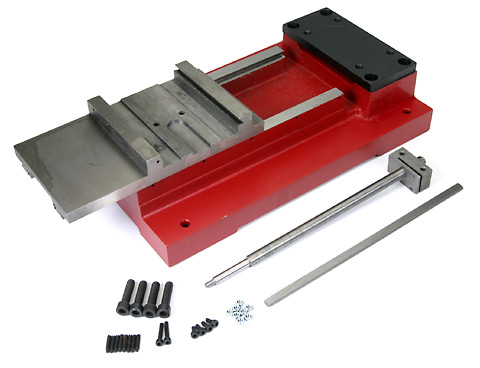 Extended Y-Axis Travel Kit, Micro Mill
