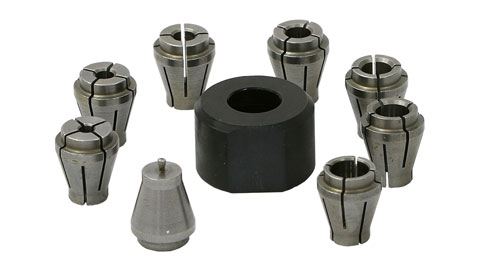 Collet Set, Taig
