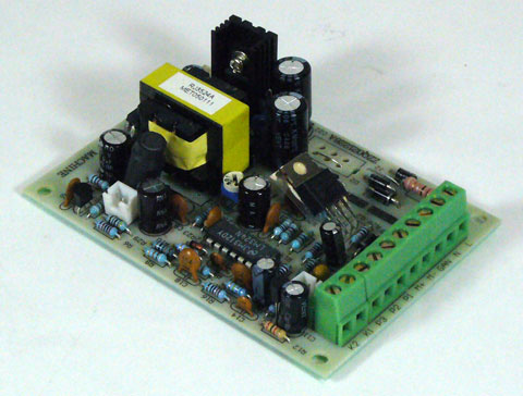 Motor Controller, Mini Mill Power Feed
