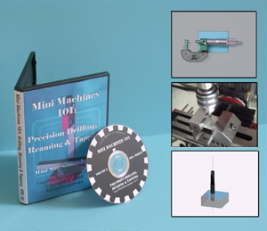 DVD: Precision Drilling, Reaming & Tapping