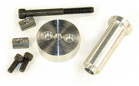 QCTP Mounting Kit for Taig Lathes