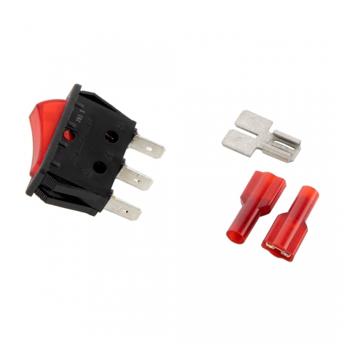 Power Switch Upgrade Kit