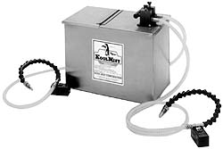 Mist Coolant System with Tank, 2 Outlets