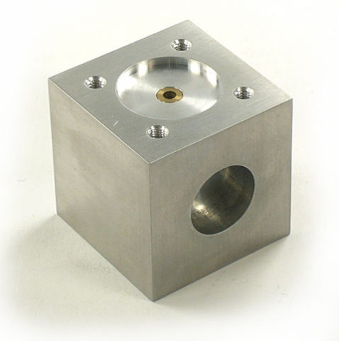 Base, Air Supply Cylinder