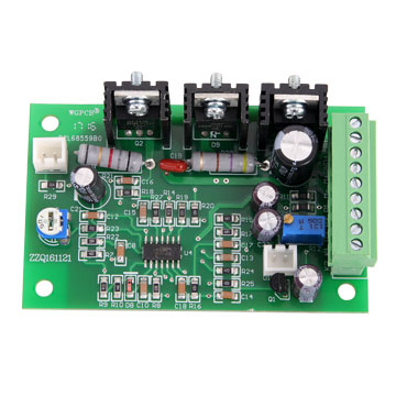 Motor Controller, Power Feed