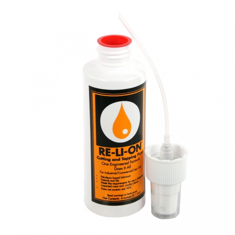 Cutting Fluid, Re-Li-On, 4 Oz.