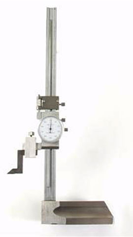 "Height Gage, 12"", Dial"