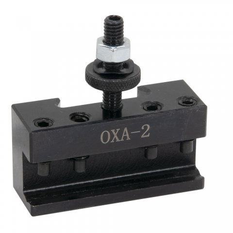 QC Turning & Boring Tool Holder, 0XA