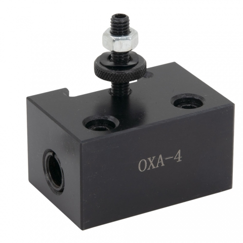 Quick Change Boring Tool Holder, 0XA