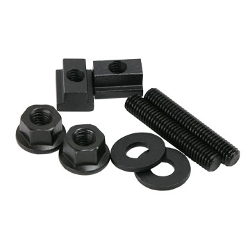 "Vise Mounting Kit, 7/16"" T-Slot"