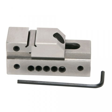 "Vise, 1"" Screwless, Built-in Parallels"