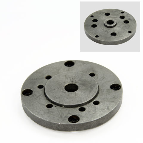 "Adapter, 3"" Lathe Chuck, Rotary Table"